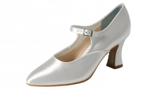 Harr Damen Satinschuh 457 Satin