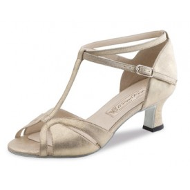 Werner Kern Damen Tanzschuh Astrid 5,5 Nappa perl nude